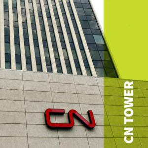 Stratus CN Tower Edmonton
