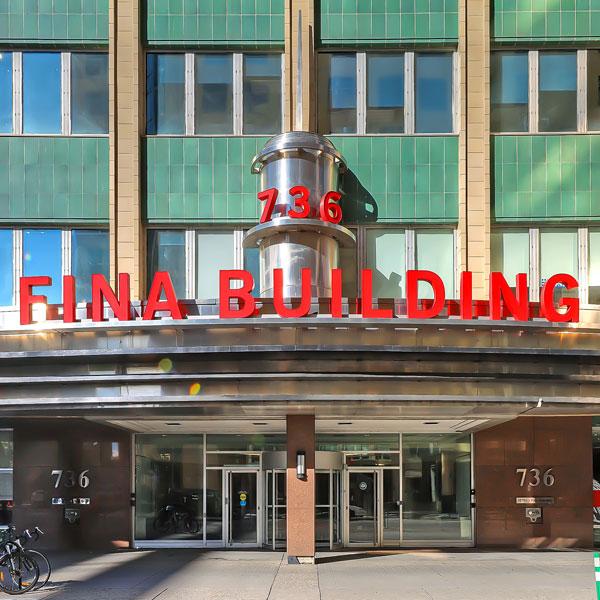 Petro Fina Building