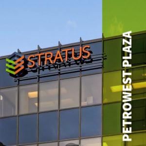 Stratus Petrowest Plaza Calgary